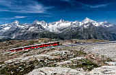 Zermatt mountain railway