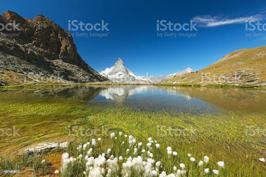 Zermatt stock photo