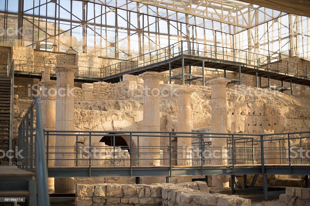 Zeugma Archaiic City Gaziantep - Stock Image 0035 stock photo