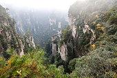 Zhangjiajie Mountain