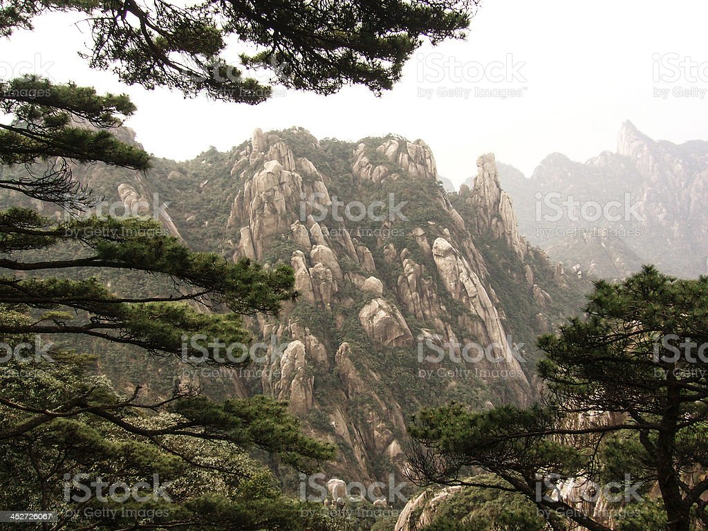 Zhangjiajie royalty-free stock photo