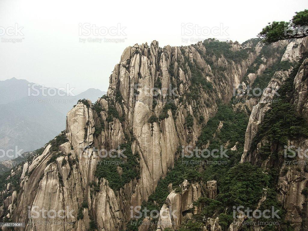 Zhangjiajie royalty-free stock photo