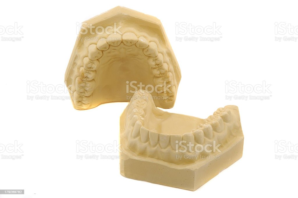 Zähne stock photo