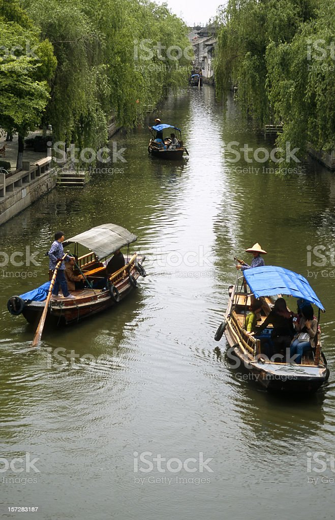 Zhouzhuang royalty-free stock photo
