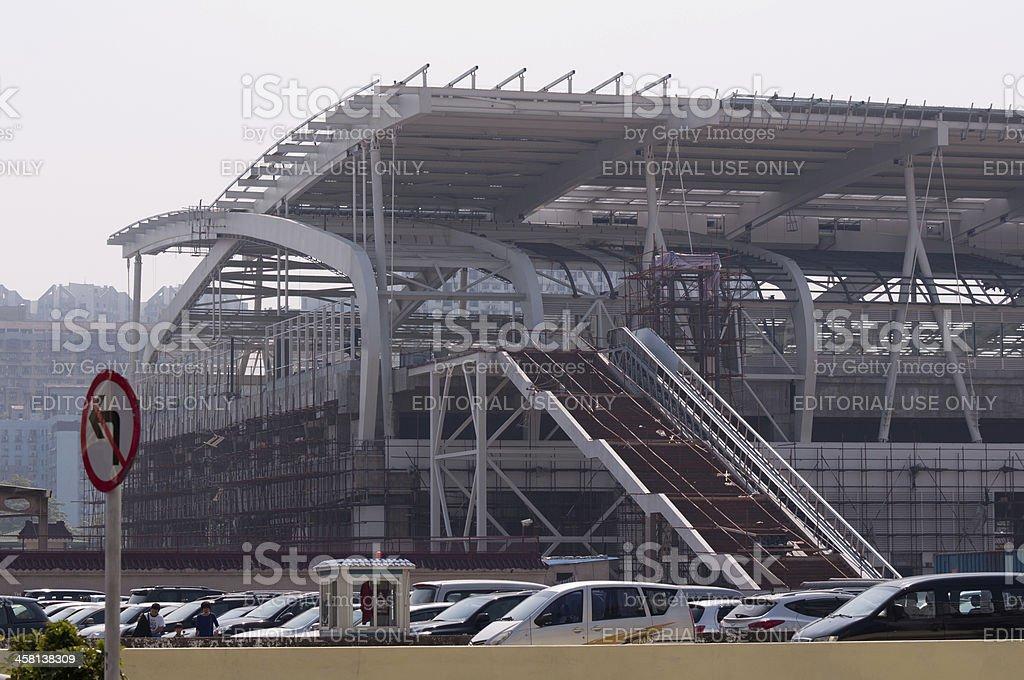 zhuhai station royalty-free stock photo