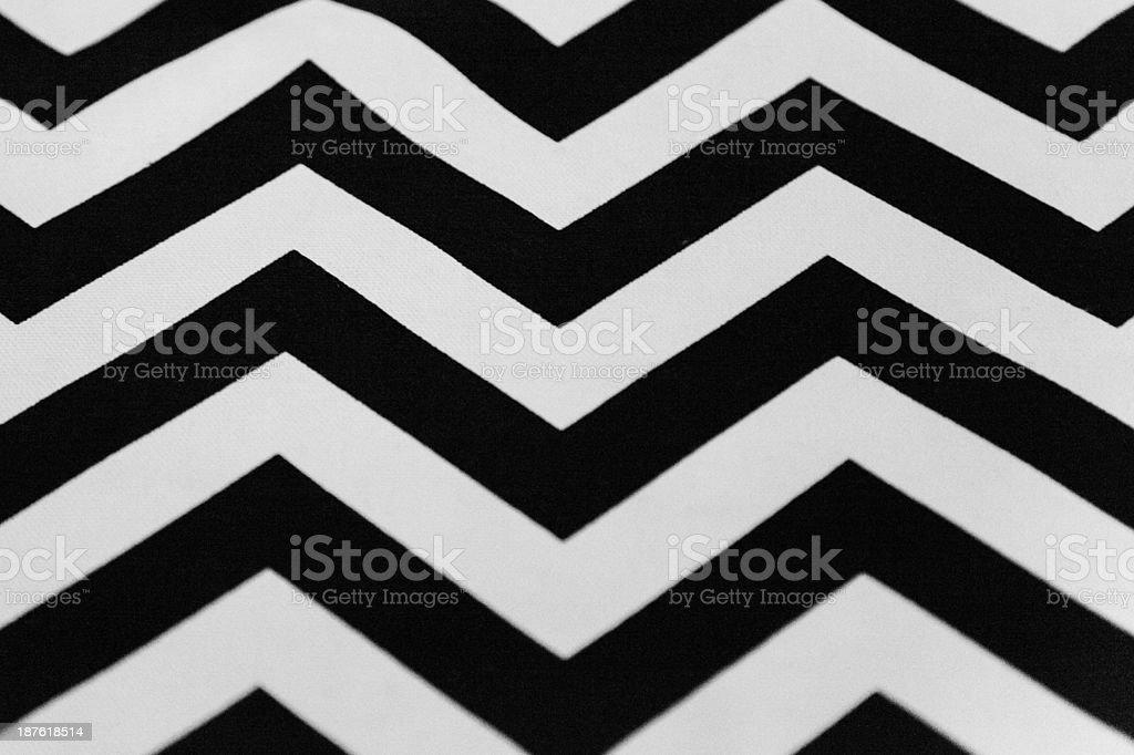 Zig Zag Pattern (Chevron) stock photo