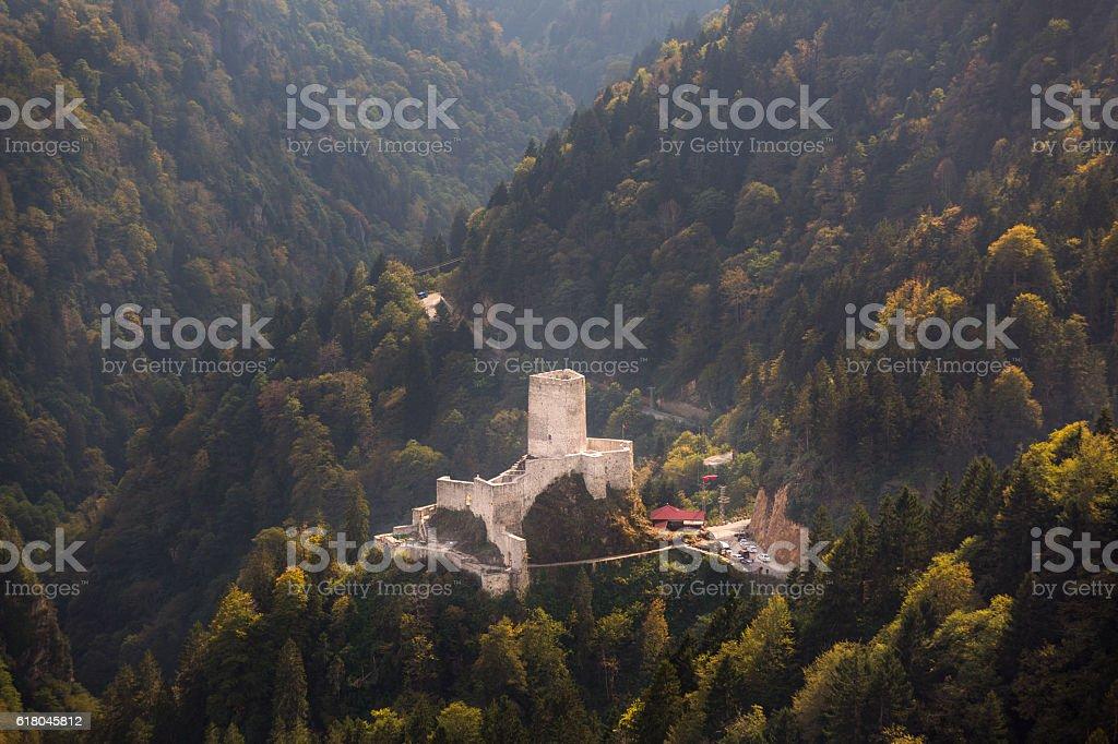 zil castle stock photo