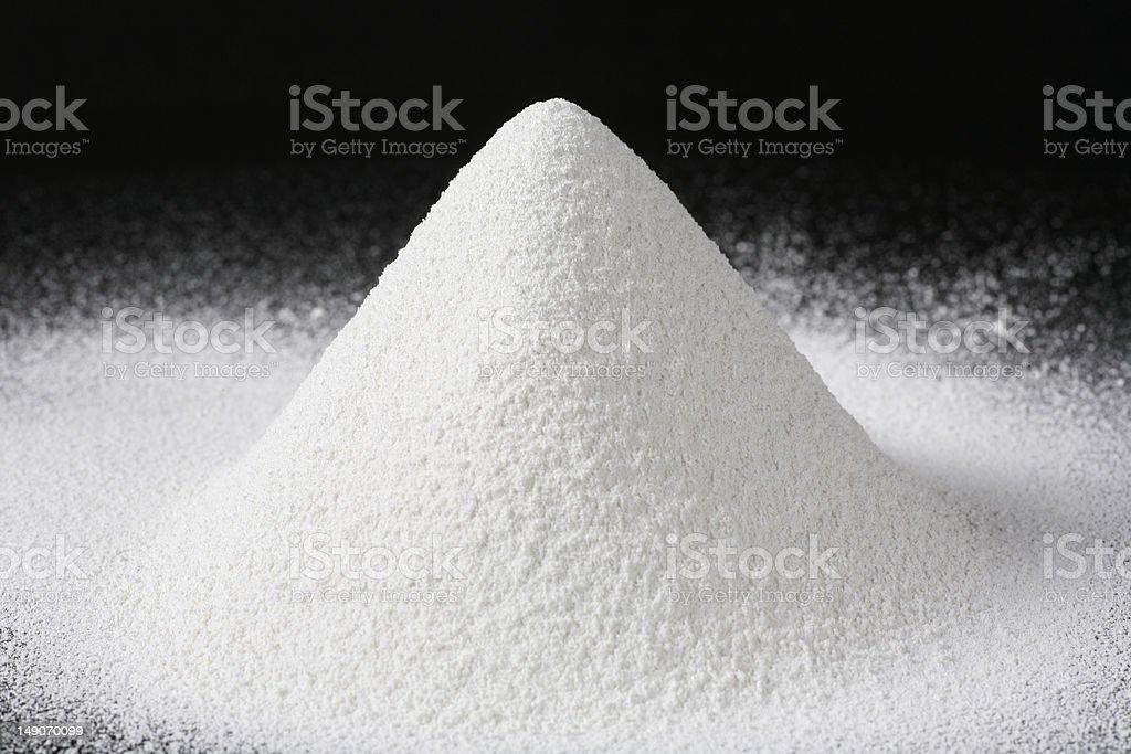Zinc Oxide Special High Grade stock photo