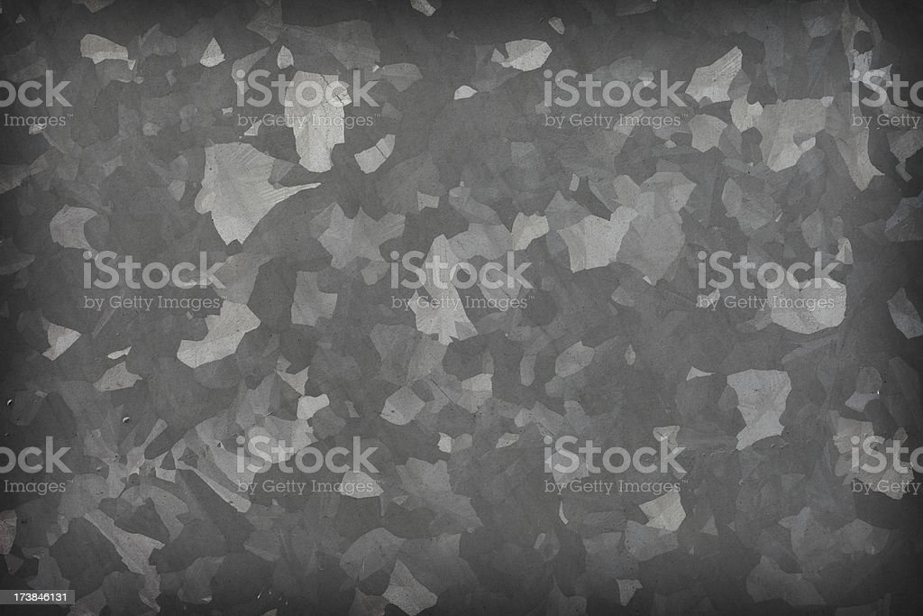 Zinc Panel royalty-free stock photo