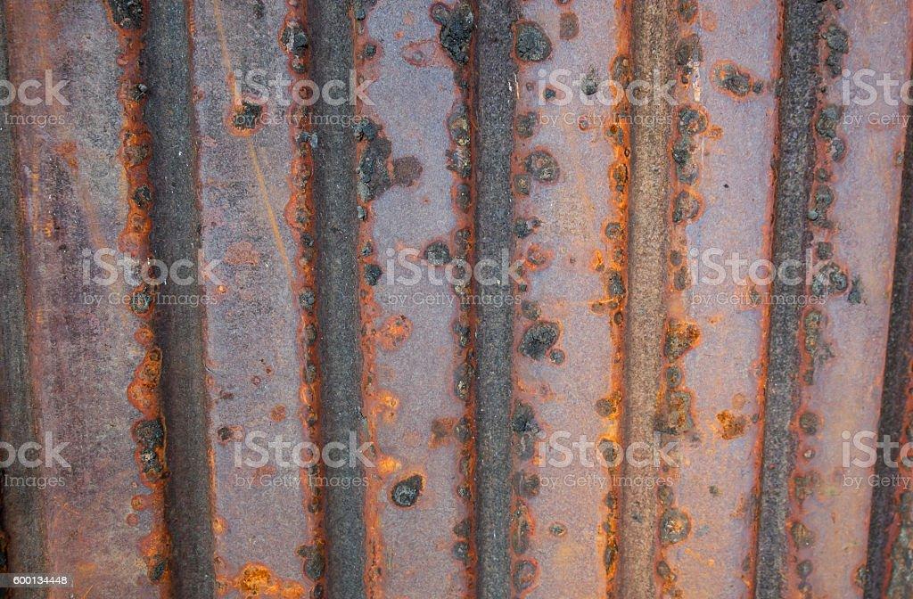 Zink Textur Hintergrund Lizenzfreies stock-foto