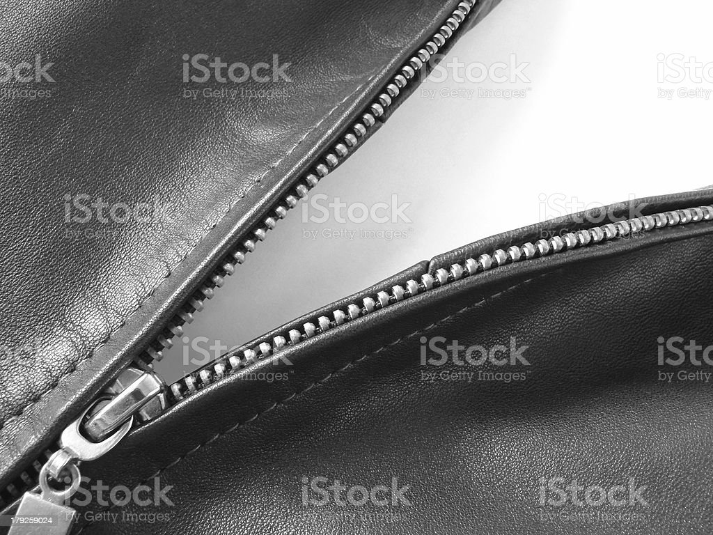 zipper royalty-free stock photo