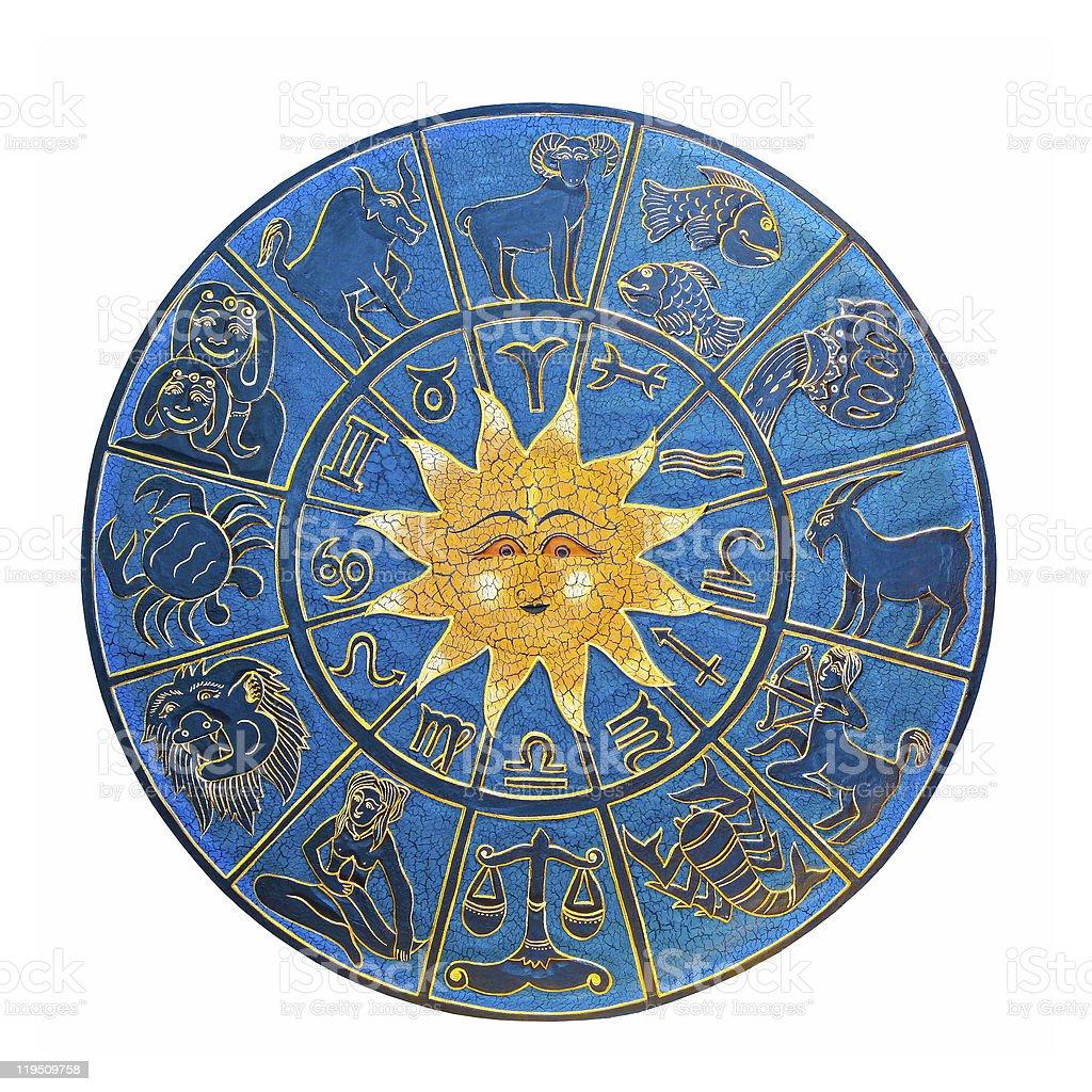 Zodiac stock photo