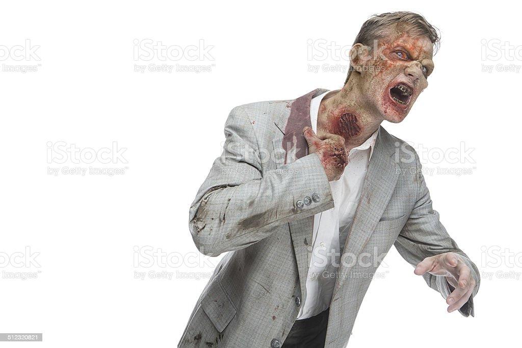 Zombie Attack stock photo
