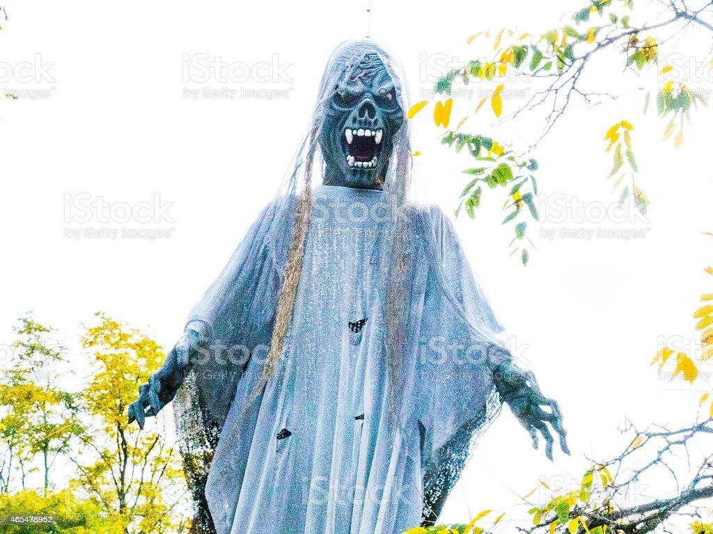 Zombie for Haloween stock photo