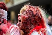 Zombie Walk In Sydney