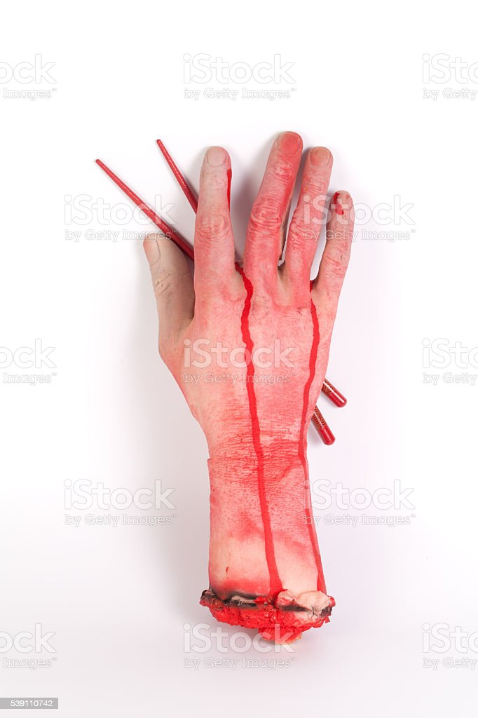 Zombie want to eat !!! Zombie want to eat stock photo