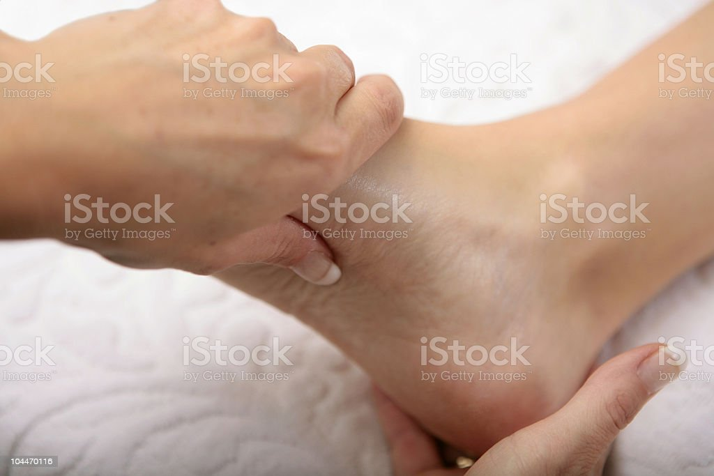 Zone Therapy stock photo
