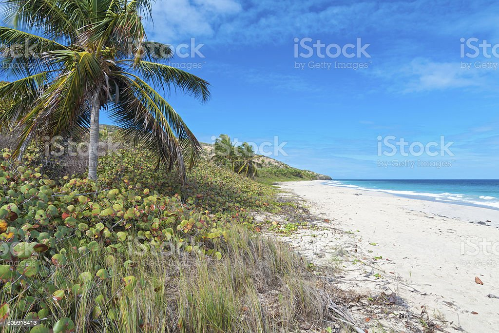 Zoni Beach stock photo