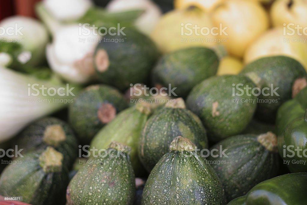zucchini royalty-free stock photo