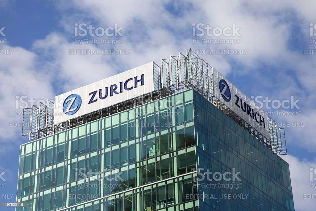 Zurich Financial Services Group stock photo