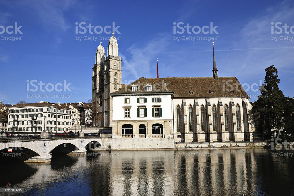 zurich, switzerland royalty-free stock photo