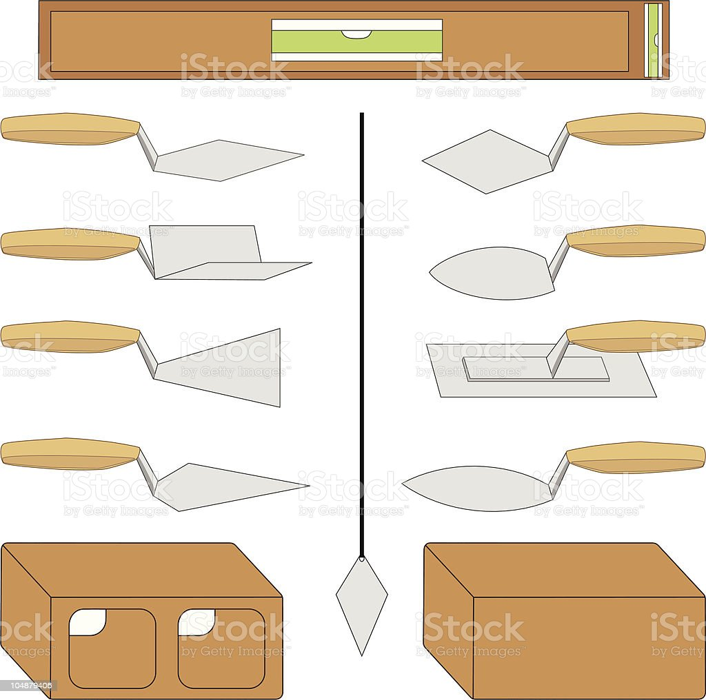 DIY (Vector) royalty-free stock vector art