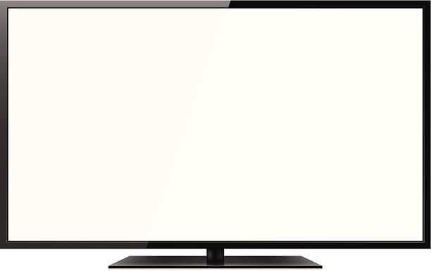 Tv Clip Art, Vector Images & Illustrations - iStock