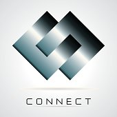 CONNECT ICON VECTOR