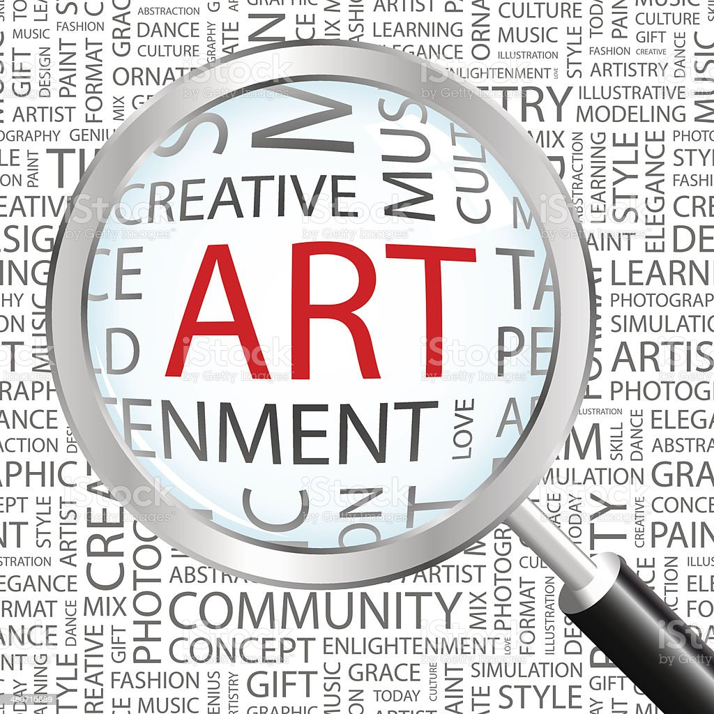 ART vector art illustration