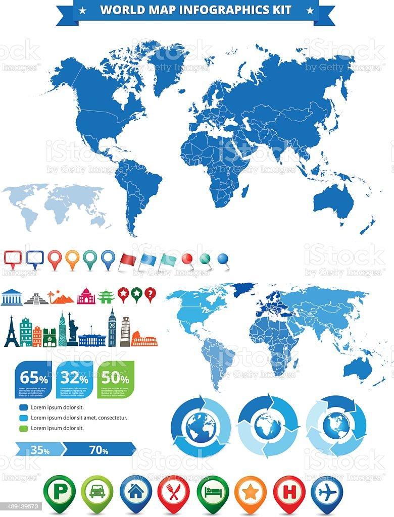 WORLD_MAP_KIT vector art illustration