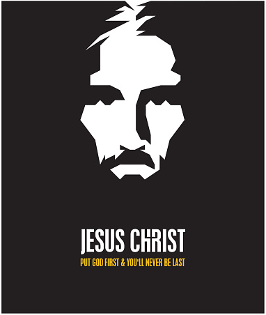 Jesus Christ Clip Art, Vector Images & Illustrations - iStock