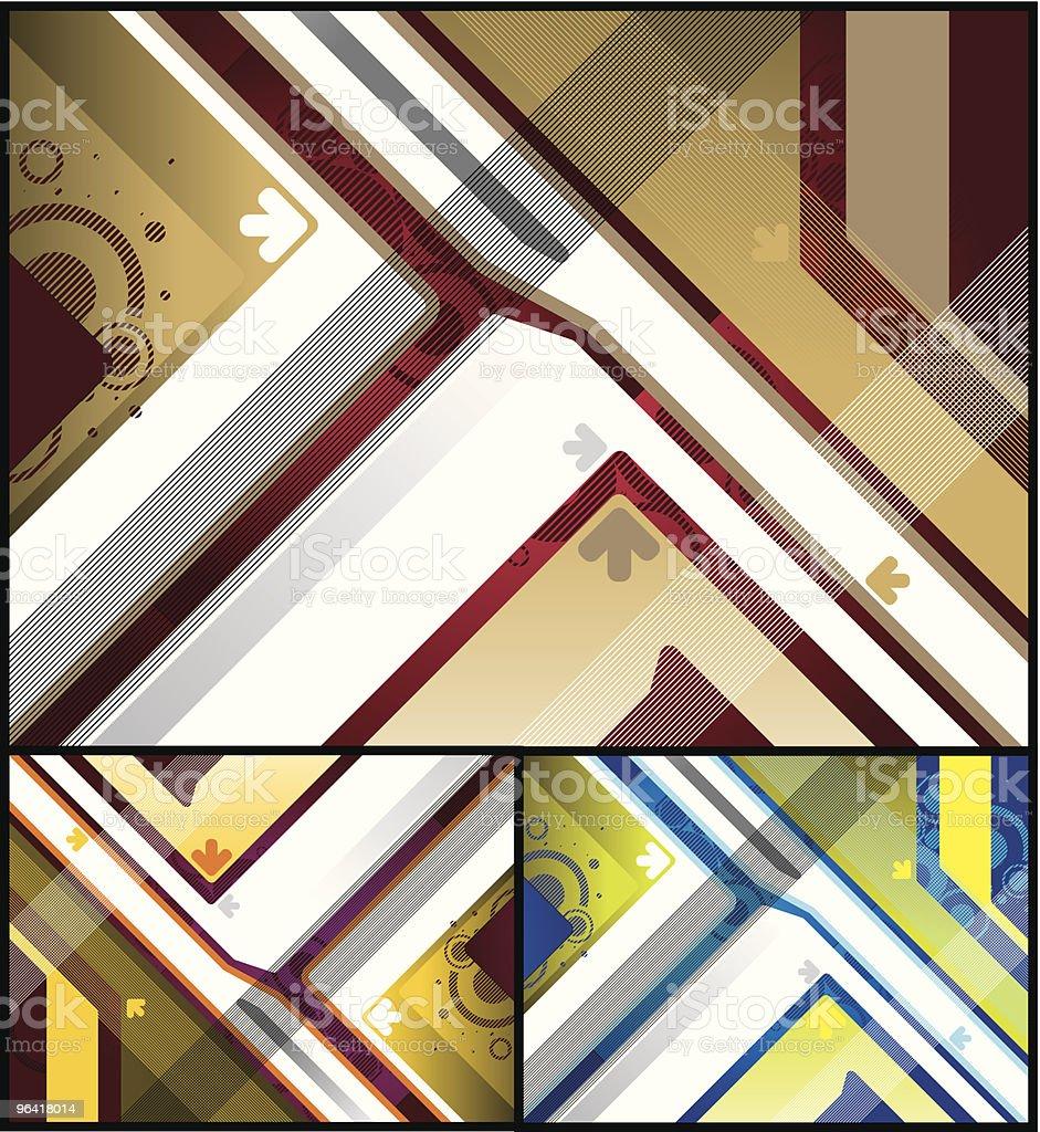 TEK VEK royalty-free stock vector art