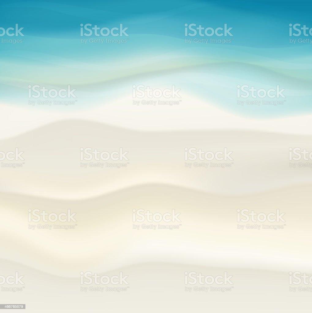 05_Sea vector art illustration