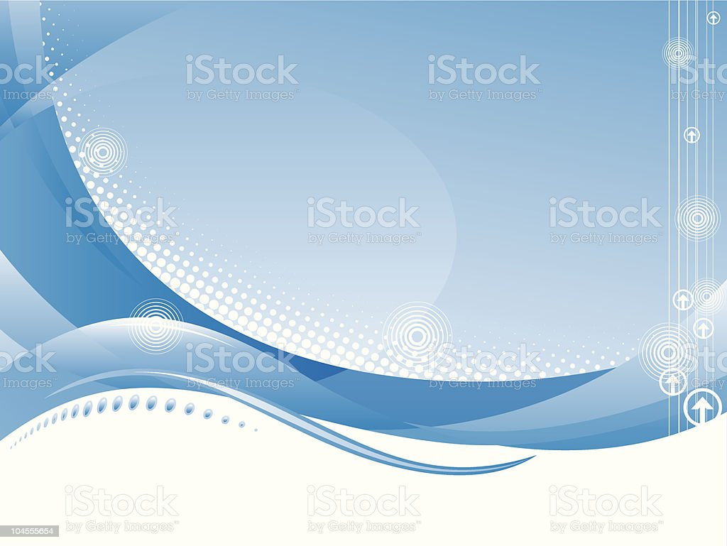1-Credit Vector_Abstract Background royalty-free stock vector art