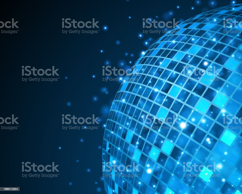 3d wire sphere vector background vector art illustration