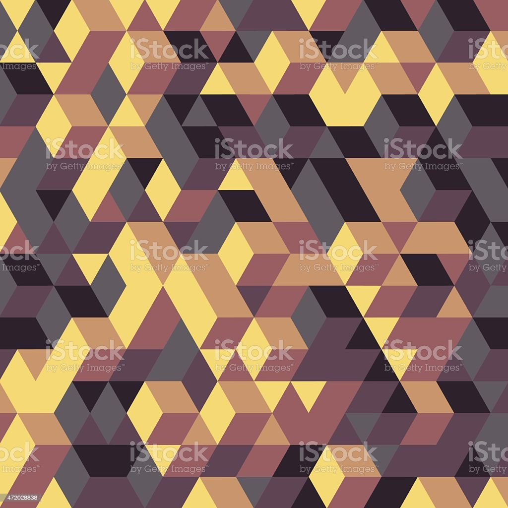 Abstract 3d background. Wall of cubes. Vector illustration. vector art illustration