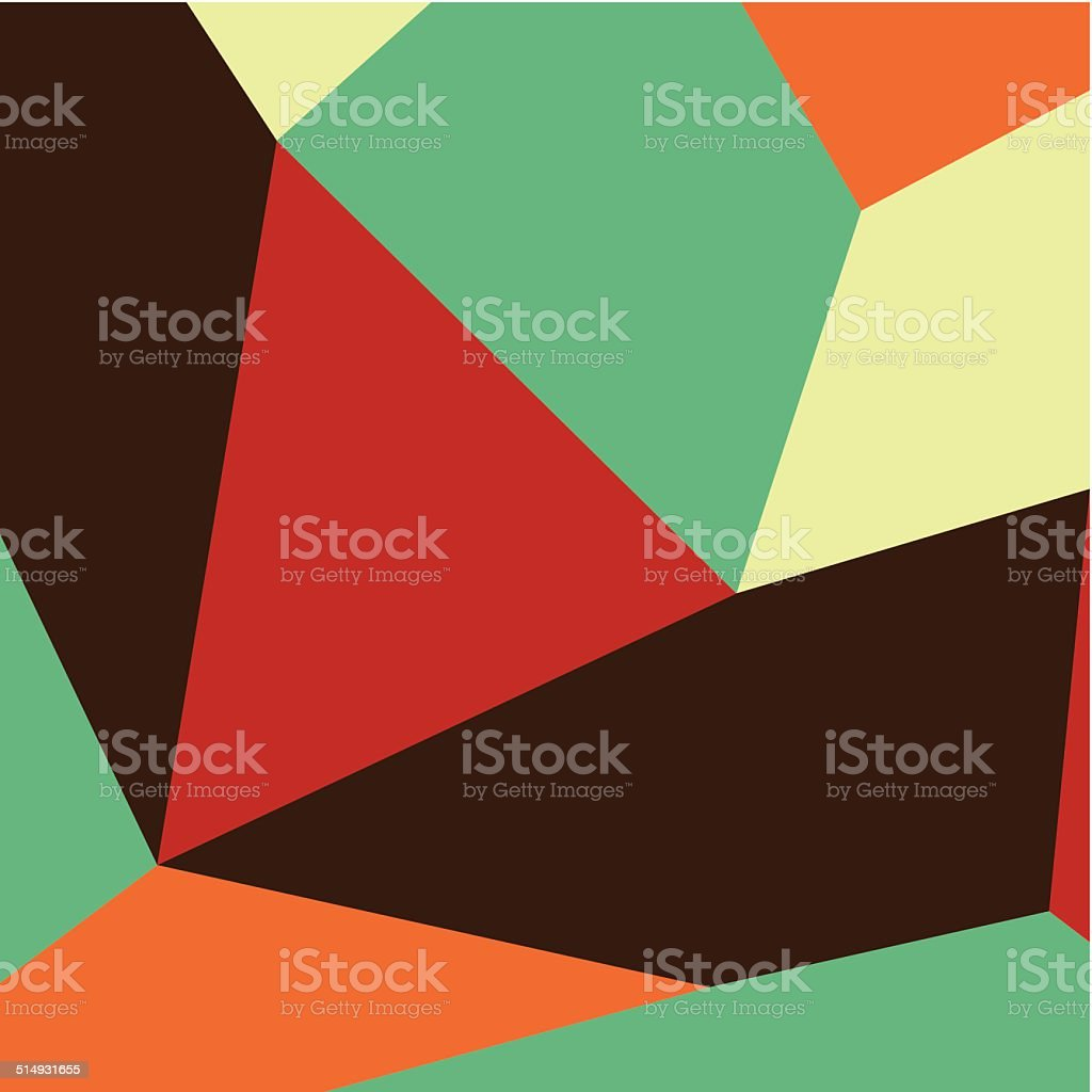 Abstract background 3 vector art illustration