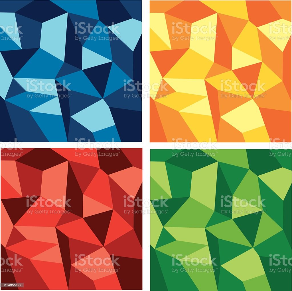 Abstract background 7 vector art illustration