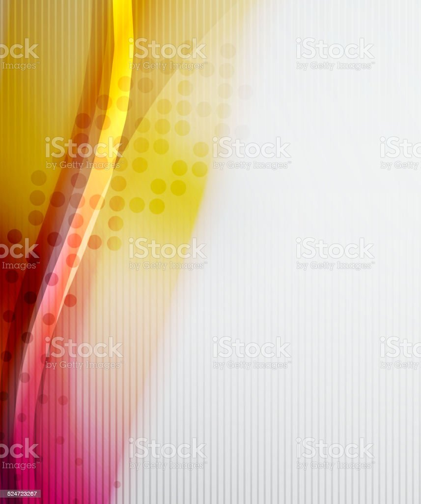 Abstract background, blurred colors vector art illustration