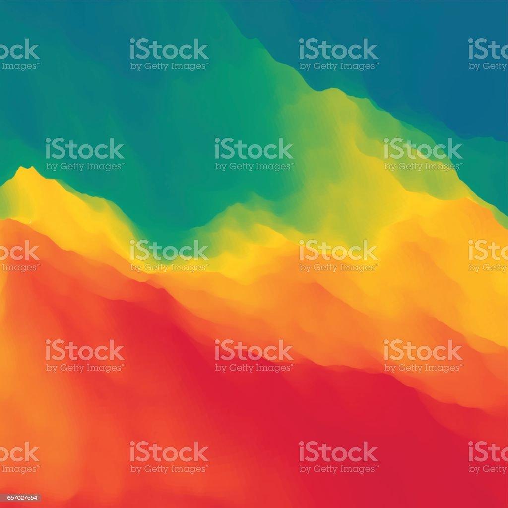Abstract Background. Design Template. Modern Pattern. vector art illustration