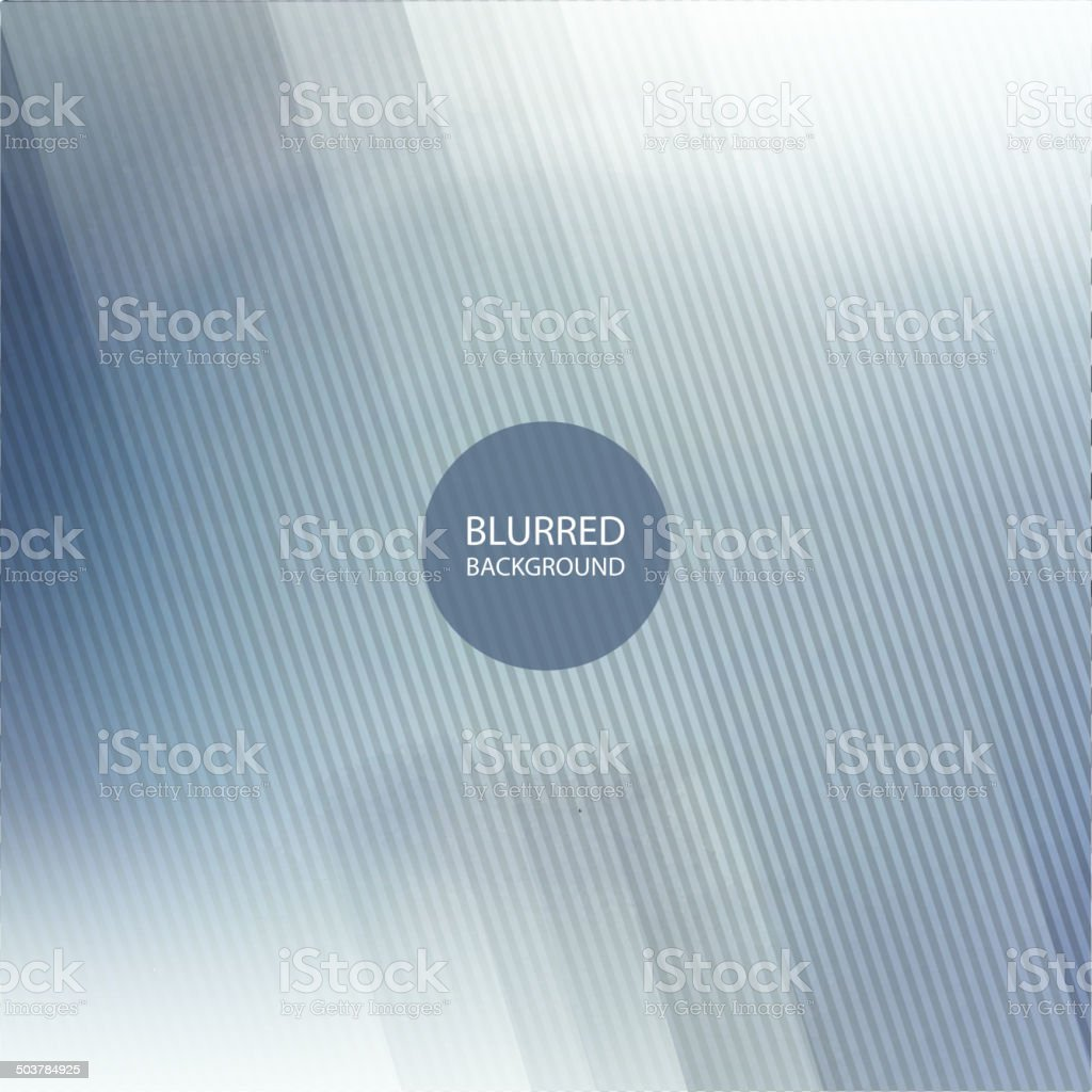 Abstract Background Design with Blurred Image Pattern vector art illustration