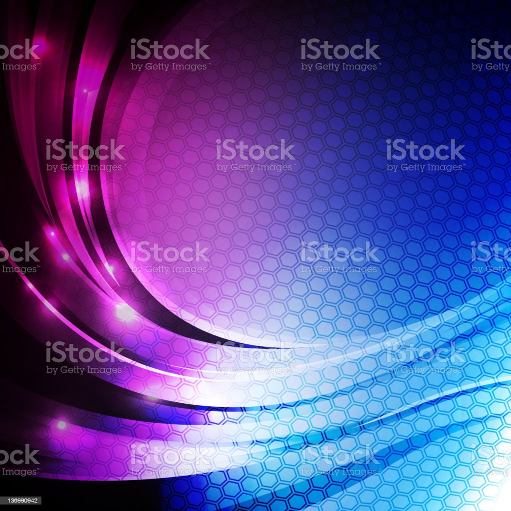 Abstract background illustration. royalty-free stock vector art
