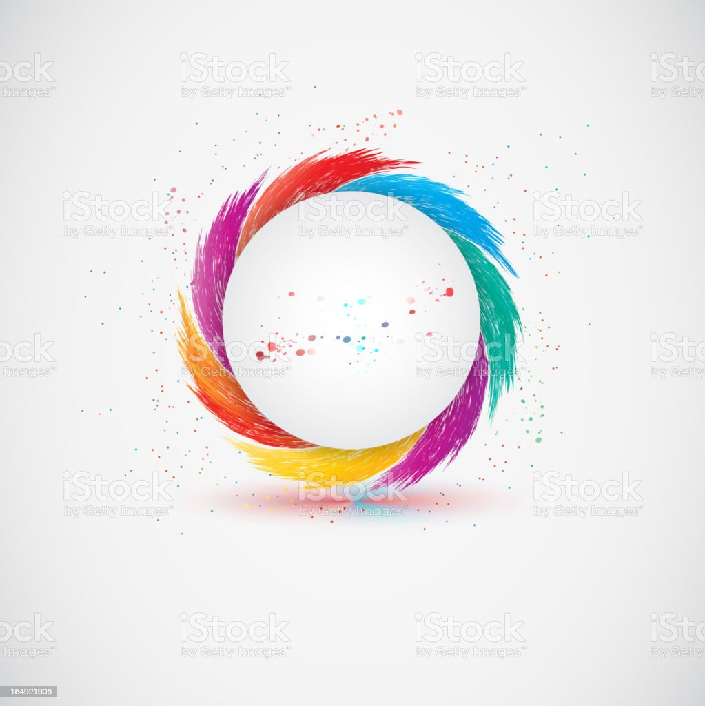 Abstract background .Vector royalty-free stock vector art