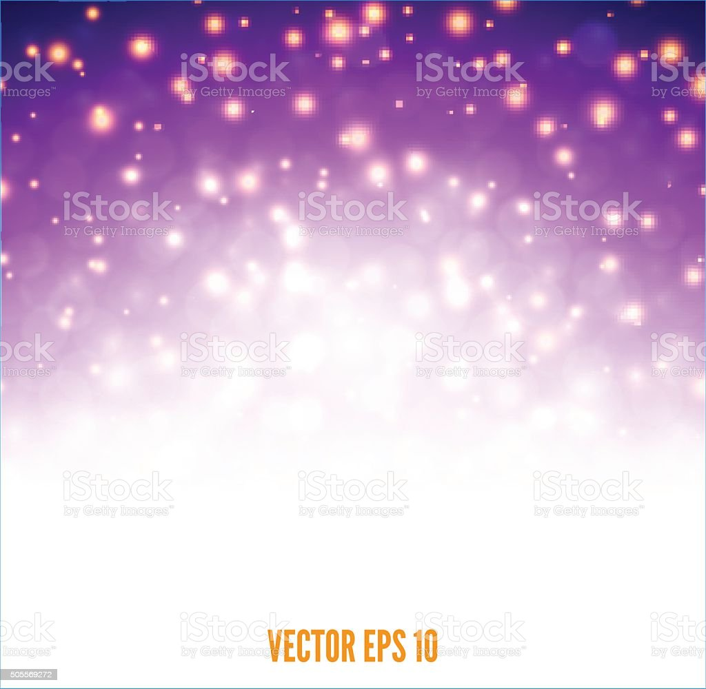 abstract background with a colorfull light blur vector art illustration