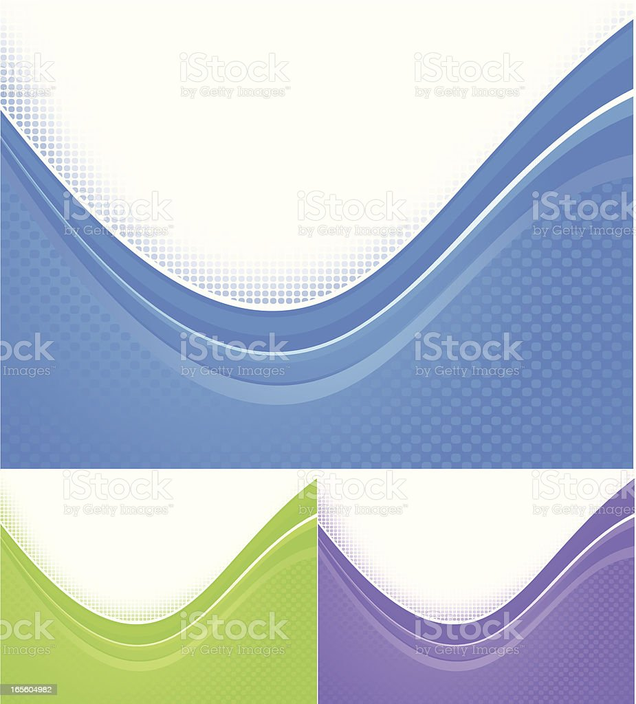 Abstract backgrounds . royalty-free stock vector art