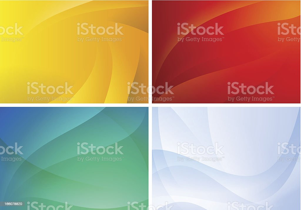 Abstract backgrounds. vector art illustration