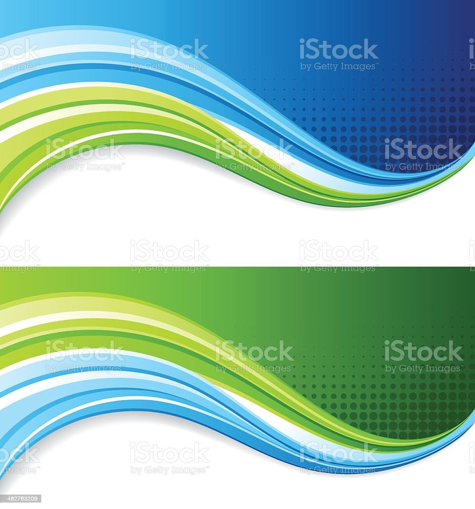 Abstract Backgrounds royalty-free stock vector art