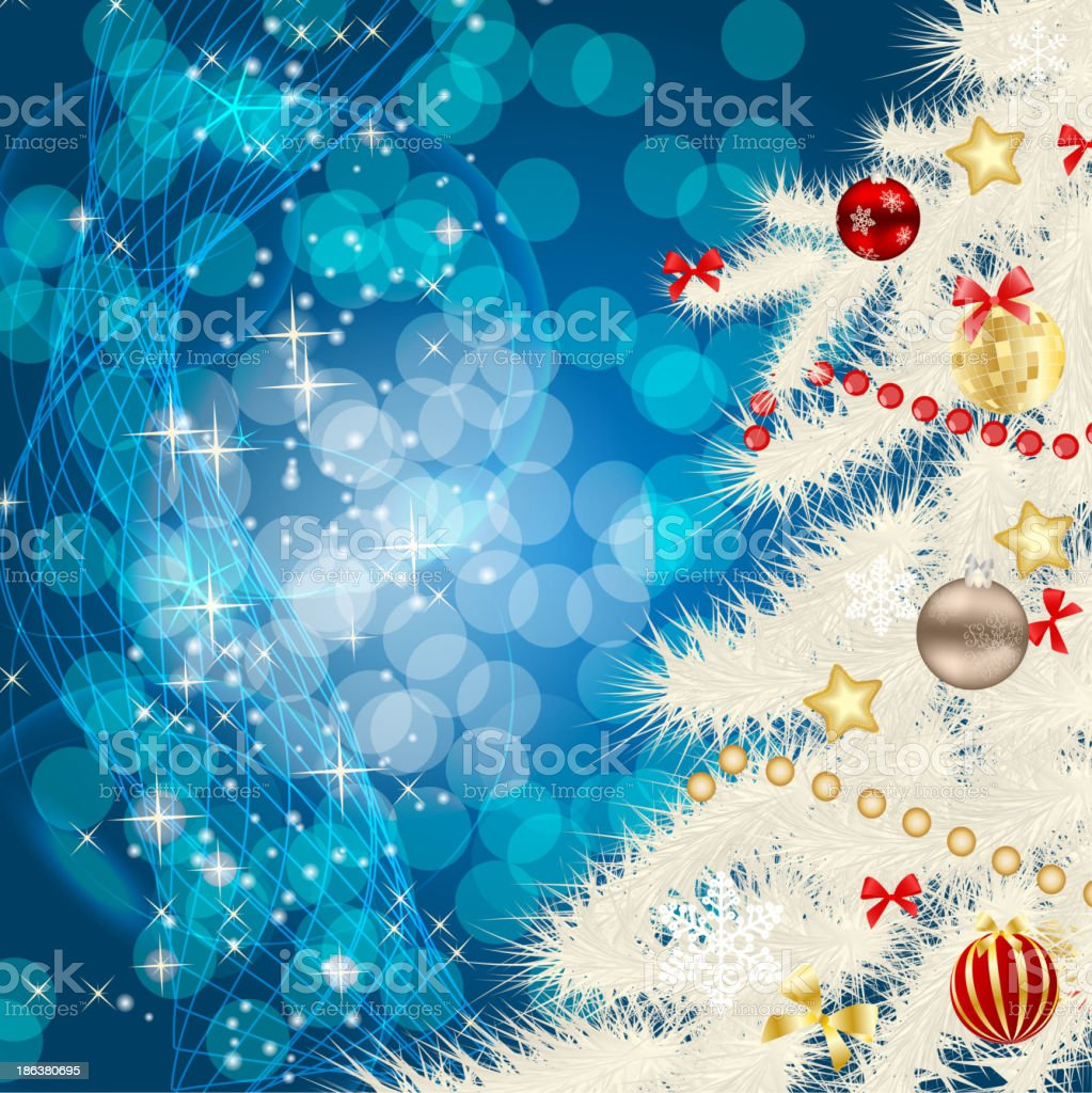 Abstract beauty Christmas and New Year seamless pattern background royalty-free stock vector art