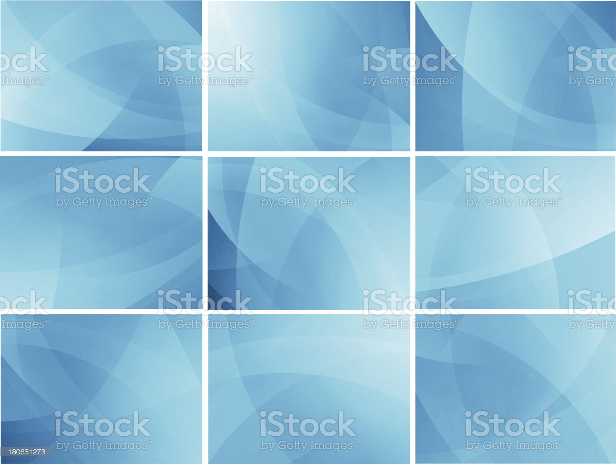 Abstract blue backgrounds royalty-free stock vector art