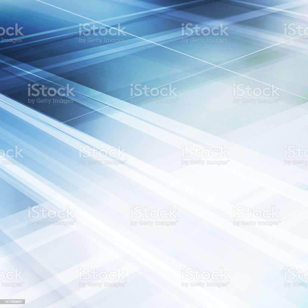 Abstract blue business background royalty-free stock vector art